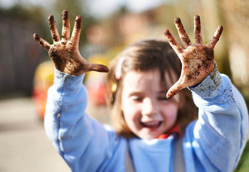 Muddy stilletoes